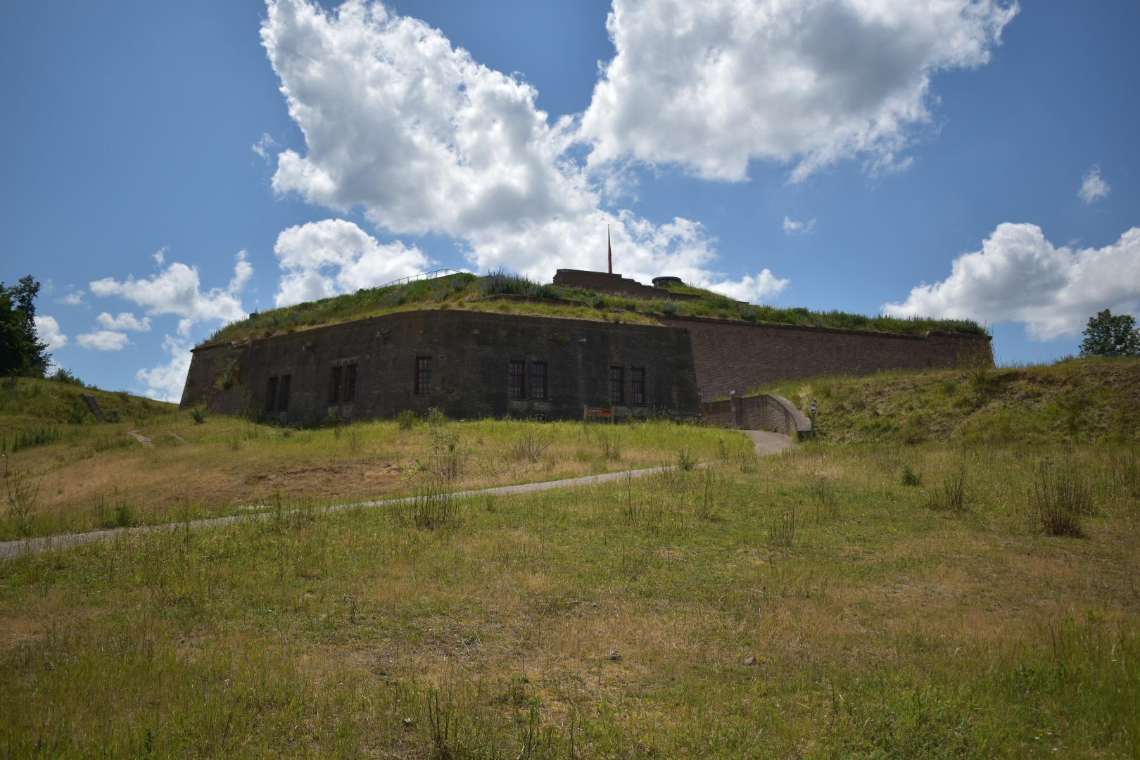 Fort Sint Pieter op de Sint Pietersberg